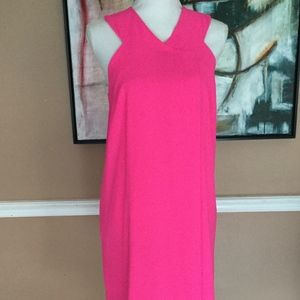 Rachel Roy Exquisite Pink Sleeveless Asymmetrical